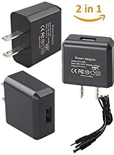 Replacement Charger & Cable for Most Shock Collars Works w/PeTrainer, PetSpy, Petronics, PetTech, Peston, DogWidgets, IPets, PET998, Pet916 Models & Other Dog Training Systems