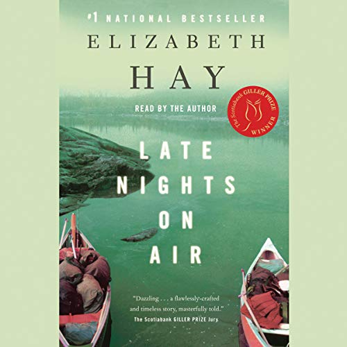 Late Nights on Air audiobook cover art