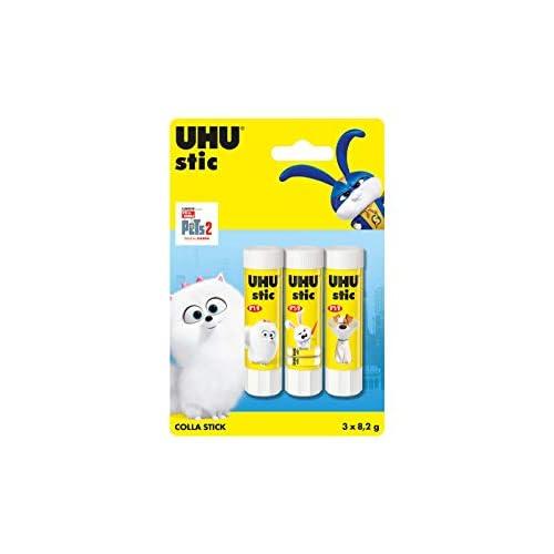 UHU stic 3x8,2g BTS 2019