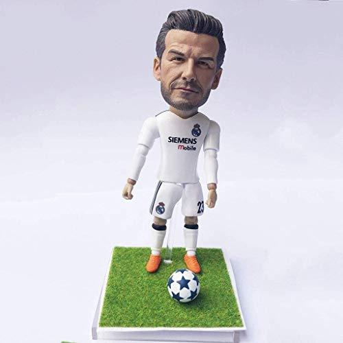 Figura de acción de la Estrella de fútbol David Beckham 1/6 del...