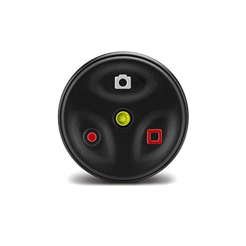 Garmin Edge Fernbedienung - Steuerung von Edge Radcomputern direkt vom Lenker über ANT+ Schnittstelle . 3 Tasten, für Rennrad und Mountainbike geeignet, CR2032-Batterie zum selbst wechseln