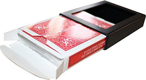 Vanishing Deck - Verschwindende Kartenschachtel, Disappearing Card Case Zaubertrick