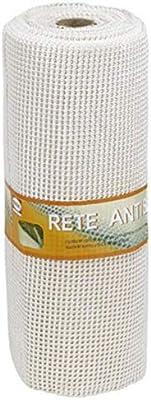 Velcoc Rubber Doormats Anti-Slip Net 120 x 60 cm, Multi-Colour