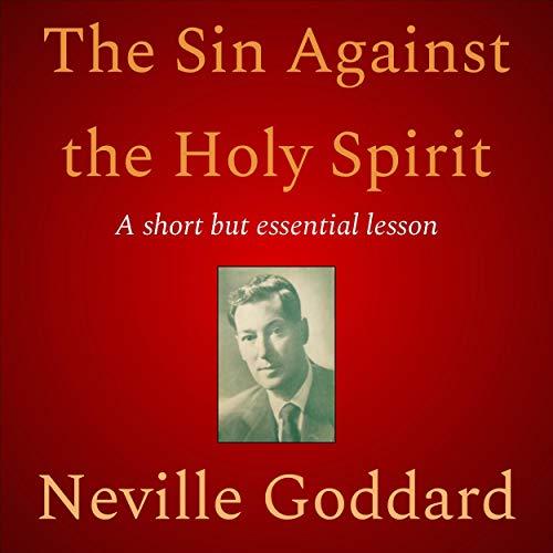 Page de couverture de The Sin Against the Holy Spirit