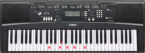 Yamaha EZ220MM EZ Series 61-Key Portable Keyboard