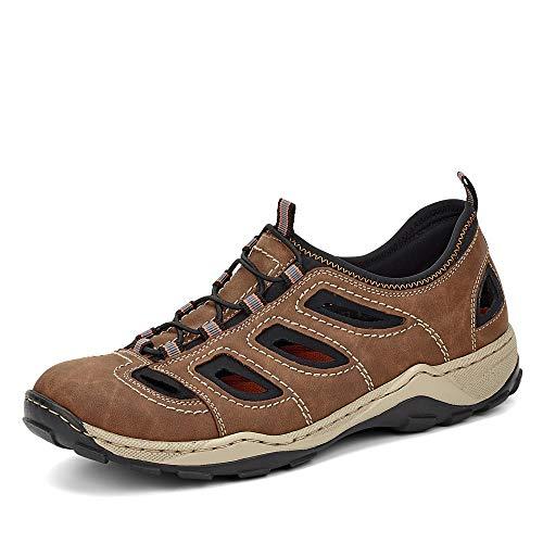 Rieker Mocassini 08065 heren pantoffels