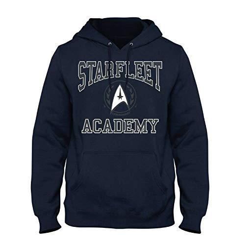 Sweat-Shirt Star Trek - Navy Starfleet Academy