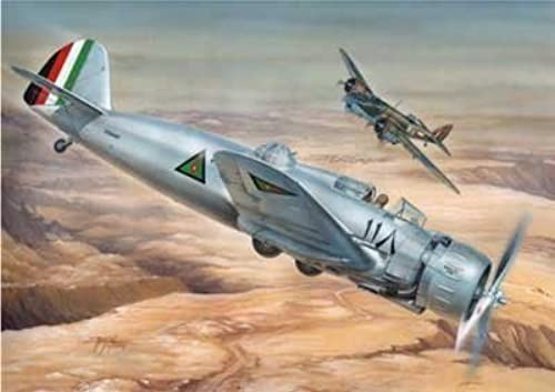 Brougea Br. 65A-80 Two-Seat Attack Aircraft (Plastic Model)