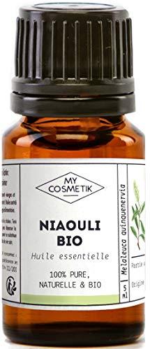 Aceite esencial de Niaulí orgánico - MyCosmetik - 10 ml