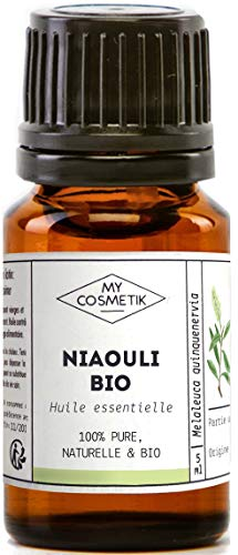 Ätherisches Öl von Niaouli organisch - MyCosmetik - 10 ml
