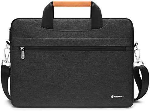NIDOO 14 Inch Laptop Briefcase Carrying Bag Water Resistant Computer Sleeve Case for ThinkPad product image
