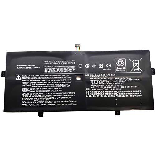 EndlessBattery New L15M4P23 Replacement Laptop Notebook Battery Compatible with Lenovo Yoga 5 Pro Yoga 910-Lenovo IdeaPad Yoga 910-13IKB Series L15C4P21 L15C4P22 T440P(62Wh 7.6V)