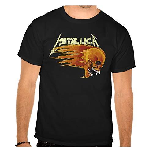 Metallica Rockband Rock Music Legends Fun niños T-Shirt Camisetas - 935 -SW Kids
