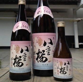 東京の酒 たまの八重桜 1800ml 石川酒造