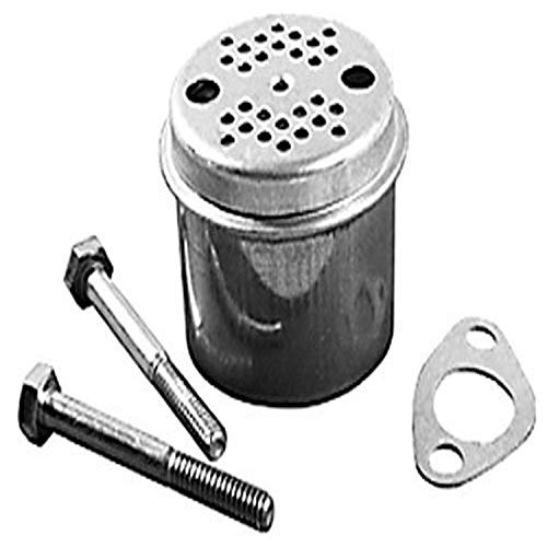Oregon 35-003 Muffler for 2.5 to 3.5 HP Engines Tecumseh Part Numbers 27181B, 27181C and 27181A
