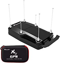 SolidRF Cell Phone Booster for Car- Portable Mobile Cell Signal Booster for Vehicle - RV Cell Booster - Verizon, AT&T, T-Mobile, Sprint - Terrain Kit Enhance Your Cell Phone Signal Up to 5~8 Miles