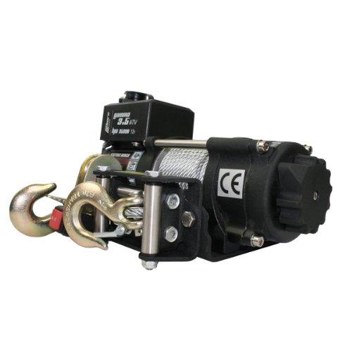 horntools Gamma 3.5 ATV 1,6to Seilwinde 24V elektrisch 3 Jahre Garantie