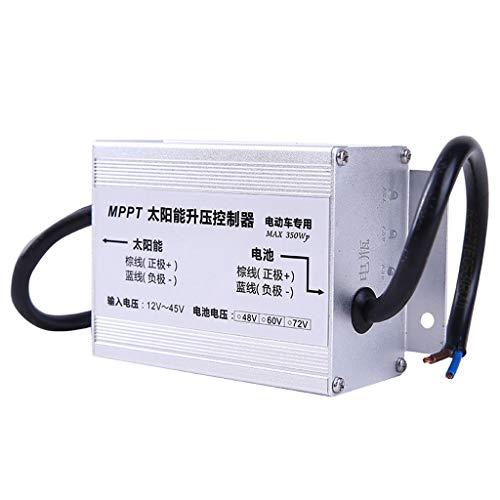 DS- Solarregler MPPT Solar Boost Laderegler 48V / 60V / 72V Elektrofahrzeug Lithiumbatterie Photovoltaik Controller && (größe : 60V)