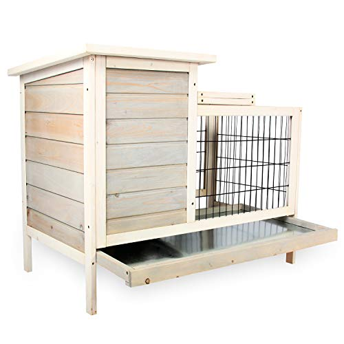 Modifying Rabbit Hutch