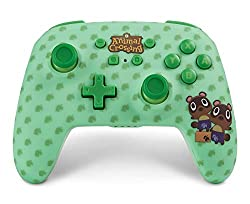 Wireless freedom using Bluetooth 5.0 Features motion controls and mappable Advanced Gaming Buttons Ergonomic controller with standard button layout and Timmy and Tommy Nook design LEDs for player number, button mapping, and low battery warning Includ...