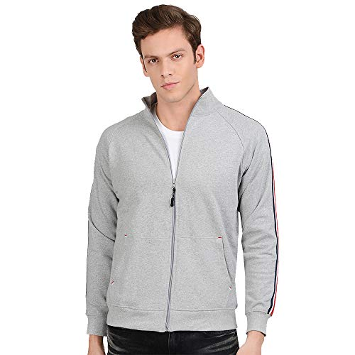 AWG ALL WEATHER GEAR Men's Spectra Cotton Casual Sports Jacket – Black