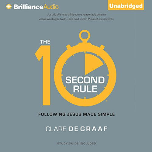 The 10-Second Rule audiobook cover art