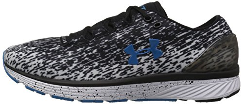 Under Armour Men's Charged Bandit 3 Running Shoes, Chaussures Homme, Noir (Black 002), 45 EU