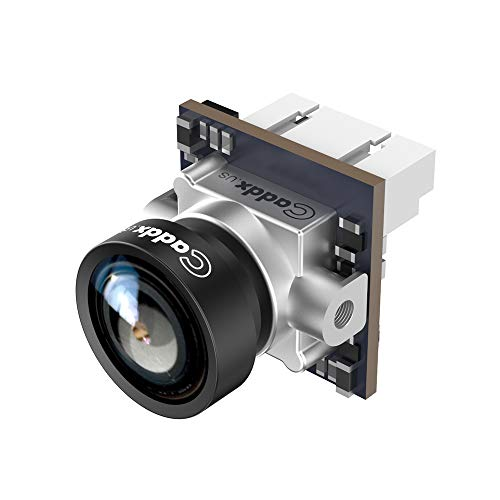 Caddx Ant 1200TVL Global WDR OSD 4:3 NTSC PAL FPV fotocamera con 1.8mm 2g Ultra Light Nano FPV fotocamera