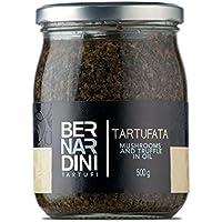 Bernardini Tartufi Tartufata Setas y Trufa en Aceite - 500 gr
