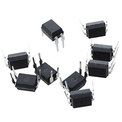 10x Dip-4 817c Optoacoplador Ic