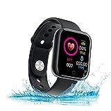 Fitness Tracker,Activity Tracker,Smart Activity Bracciale Smart Watch Schermo colorato con frequenza...