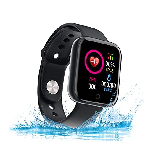 Fitness Tracker,Activity Tracker,Smart Activity Bracciale Smart Watch Schermo colorato con frequenza cardiaca/Monitoraggio del sonno/Contacalorie/Contapassi/Notifiche di Messaggistica