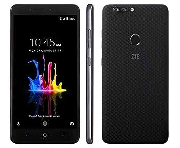 ZTE Blade Z Max Z982 GSM Unlocked  T-Mobile  Smartphone - Black