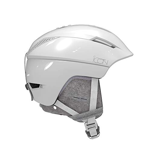 Salomon Icon² C Air Ski Und Snowboardhelm Für Die Piste, Custom Air, EPS 4D-Innenschaum Damen