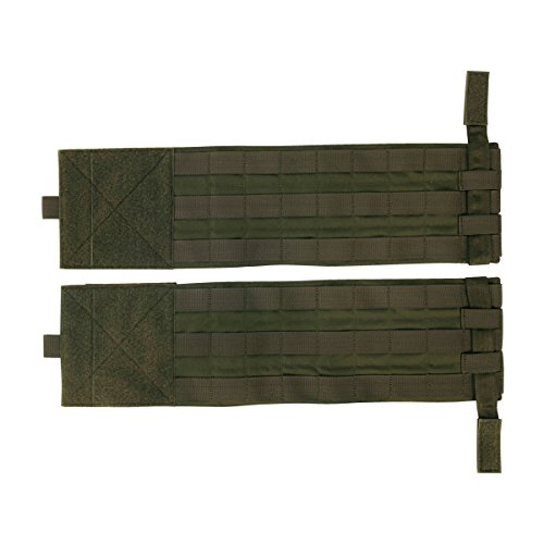 Tasmanian Tiger Plate Carrier Side Panel Set Oliv, Oliv