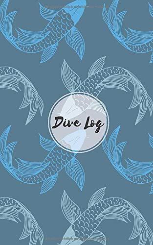 Dive Log: Scuba Taucher-Logbuch