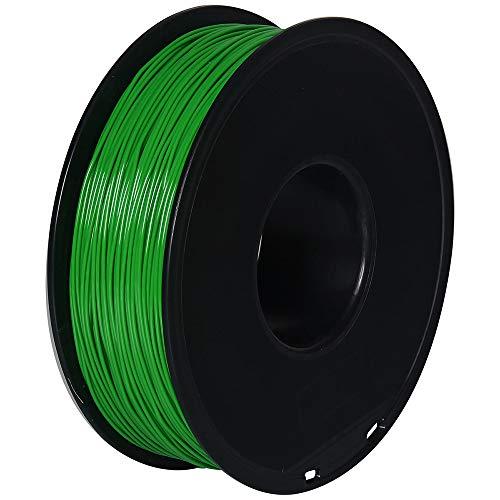 GIANTARM PETG Filament 1,75 mm für 3D-Drucker 1 kg, grün