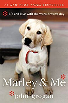 Paperback Marley & Me: Life and Love with the World's Worst Dog Book