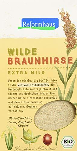 Reformhaus Braunhirse Bio, 500g