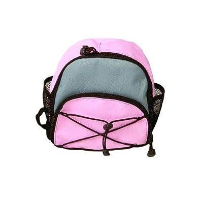 Kangaroo Joey Bag For Feeding Pumps - Backpack For Feed Pumps, Pink