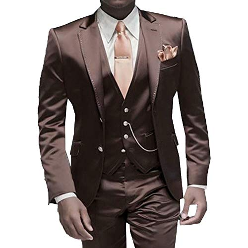 Neil Allyn One Button Notch Lapel Tuxedo Jacket and Pants - 42 Regular Jacket + 36