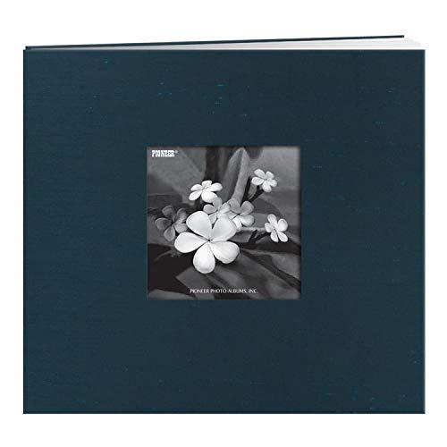 Pioneer Reliure en Soie Tissu Cadre Avant de mémoire Livre, Bleu Lagon, 8\