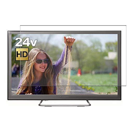 Vaxson TPU Pellicola Privacy, compatibile con Panasonic 24  LCD TV VIERA TH-24ES500-S, Screen Protector Film Filtro Privacy [ Non Vetro Temperato ]