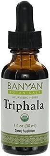 Banyan Botanicals Triphala Liquid Extract - USDA Organic, 1 oz - Balancing Formula for Detoxification & Rejuvenation*