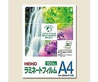 HEIKO ラミネートフィルム A4 216×303 100枚 007320014