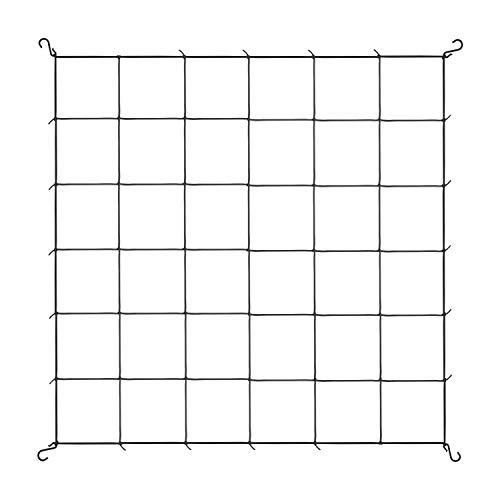 MELONFEM Flexible Net Trellis Elastic Trellis Netting for Grow Tents of Any Dimensions 2#039x2#039 4#039x2#039 3#039x3#039 4#039x4#039 5#039x5#03936 Growing Spaces