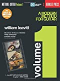 By William Leavitt A Modern Method for Guitar - Volume 1: Book with More Than 14 Hours of Berklee Video Guitar Instruct (Pap/Psc) [Paperback]