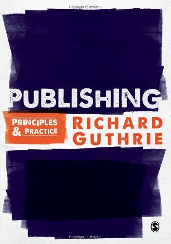 Guthrie, R: Publishing