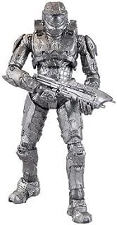 Halo McFarlane Toys SDCC 2011 San Diego ComicCon Exclusive Action Figure PLATINUM Master Chief