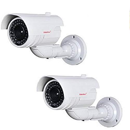 VideoSecu 2 Pack Fake Cameras